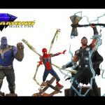 Diamond Select Avengers Infinity War Movie Thanos Pvc Diorama Figure