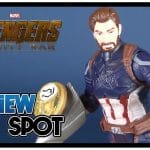 Marvel Avenger Infinity War Captain America with Infinity Stone Review